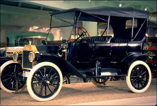 The Original &quot;Tin Lizzie&quot;